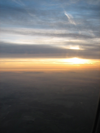 View_sunrise_france